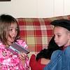 Hayden telling Koben how it is