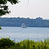 Some sailing on the lake