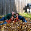 The Parry's in the leaves