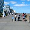 A walk on the boardwalk