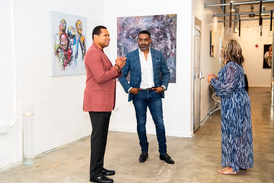 Past Experiences Present Times & Future Ambitions Curated by Shai Yossef - thebrandshoppe 5-19-2021 by Jon Strayhorn