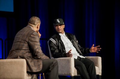 Fireside Chat -The Grand Hustle with Tip T.I. Harris & Ed Gordan BE Summit @ Charlotte Convention Center 6-8-18 by Jon Strayhorn