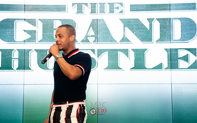 T.I. The Grand Hustle BET Screening @ The Gathering Spot 7-19-18 by Jon Strayhorn