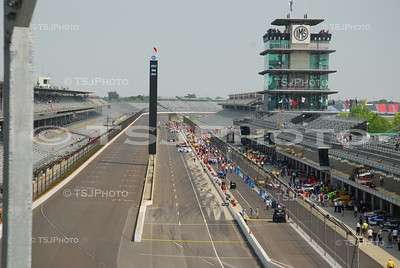 The Brickyard - NASCAR - 072614
