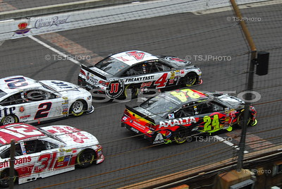 The Brickyard - NASCAR Sprint Cup - 072714