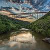 The Bridge at Sundown