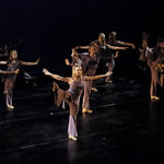 Jazz Rhythms (12-03-05) : The On Broadway Dancers Sr. Company. Jazz Rhythms Performance. 