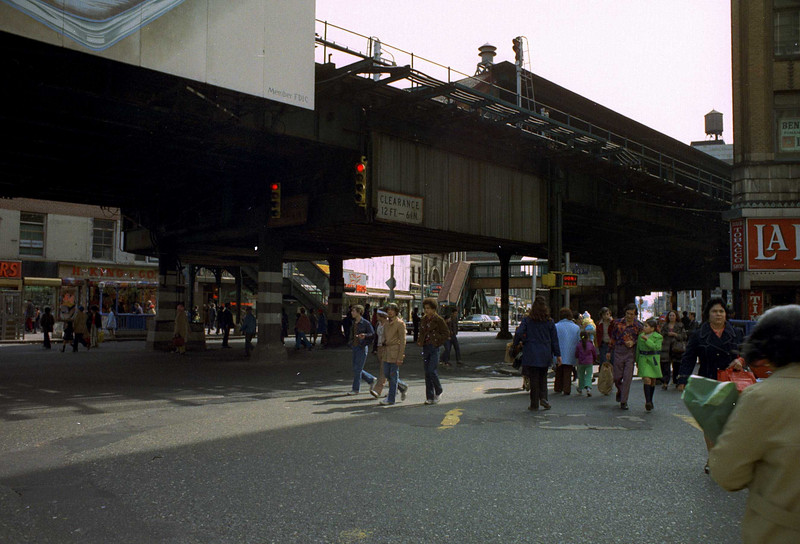 From the northwest corner of 149th Street and Third Avenue.