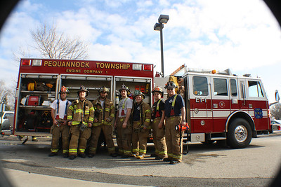 Pequannock Major disaster DRILL at Chilton Memorial Hospital