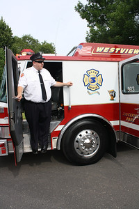 Ridgefield Park Inspections & Awards Ceremony 7-4-11
