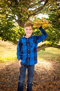 Kids at Tree-3410
