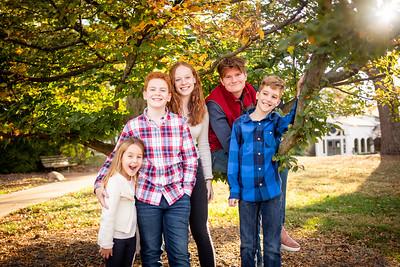 Kids at Tree-3420