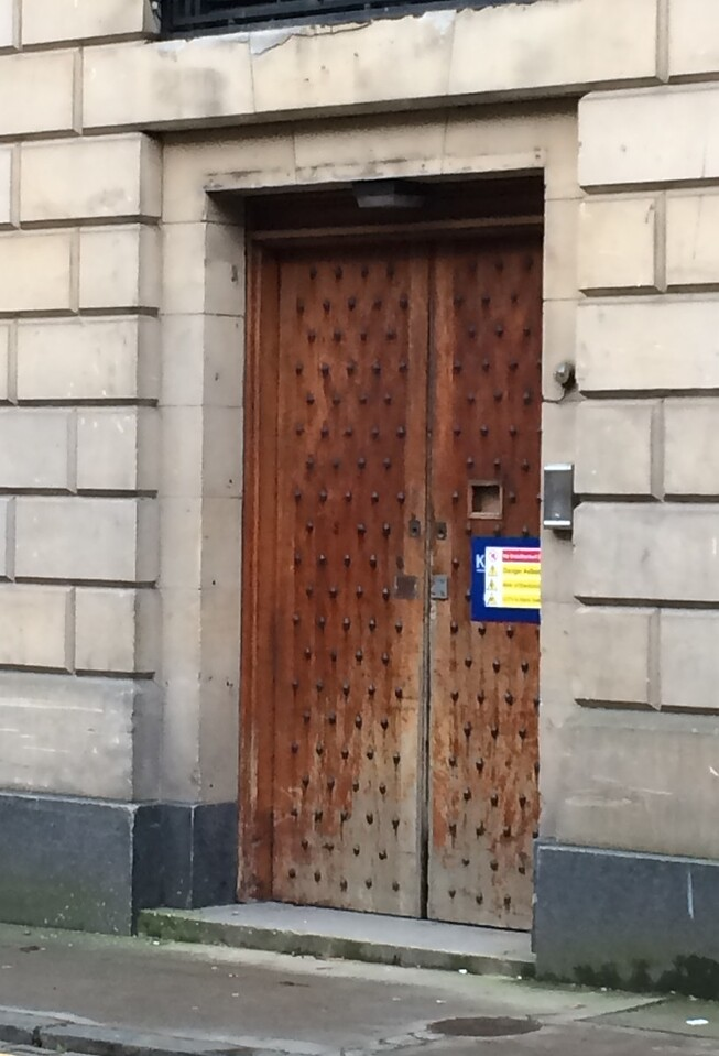 Bank Exterior 4