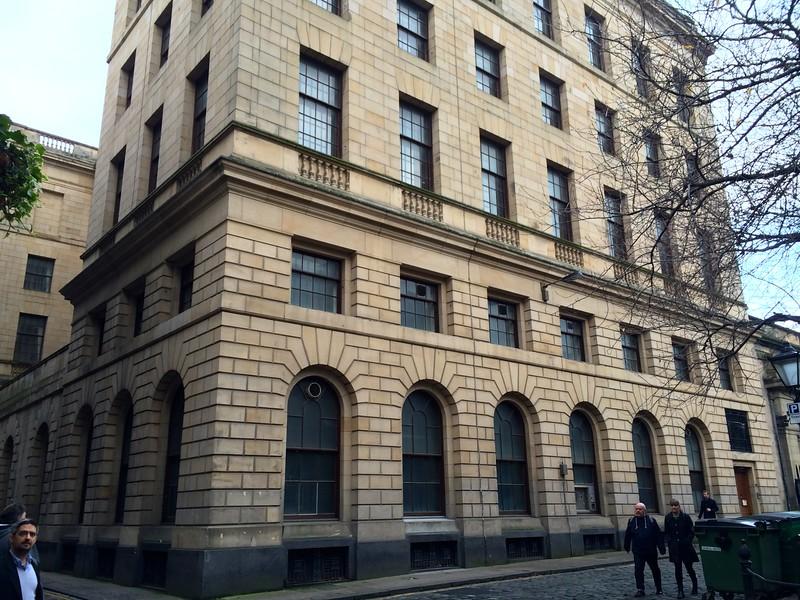 Bank Exterior 2