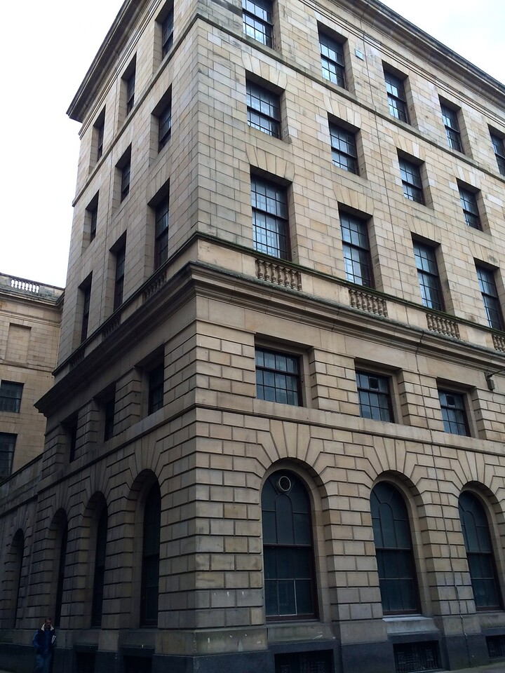 Bank Exterior 1