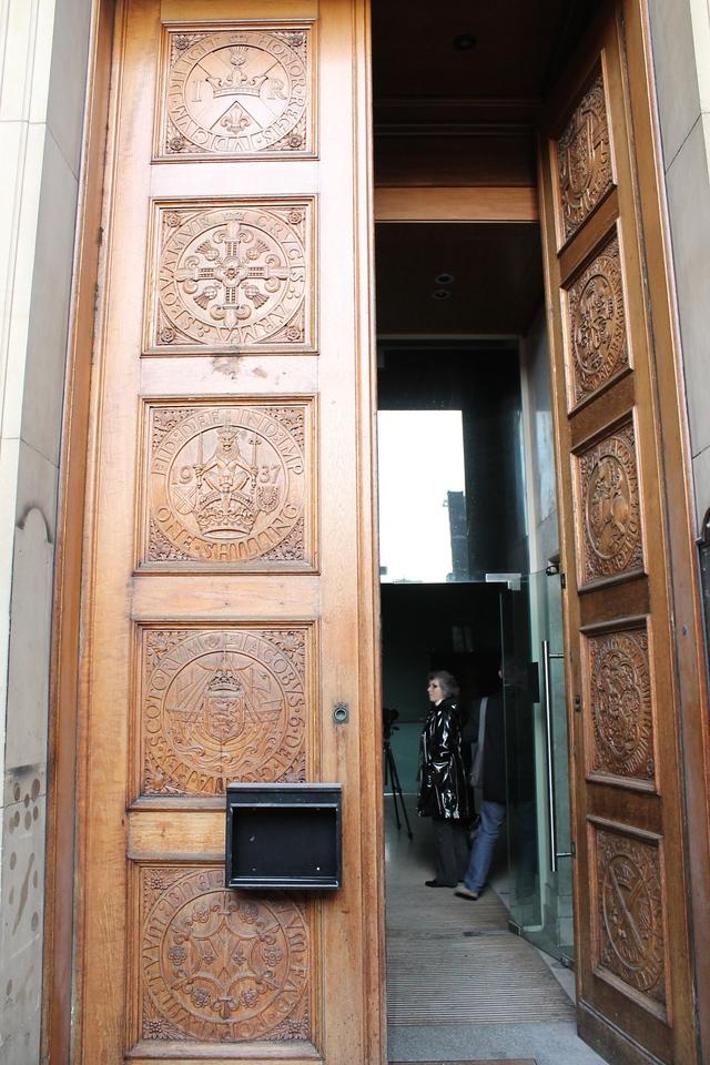 Bank Exterior 7