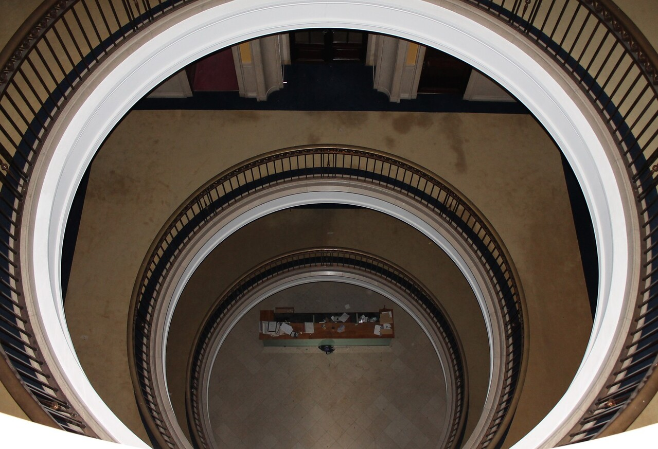 Bank Interior 9