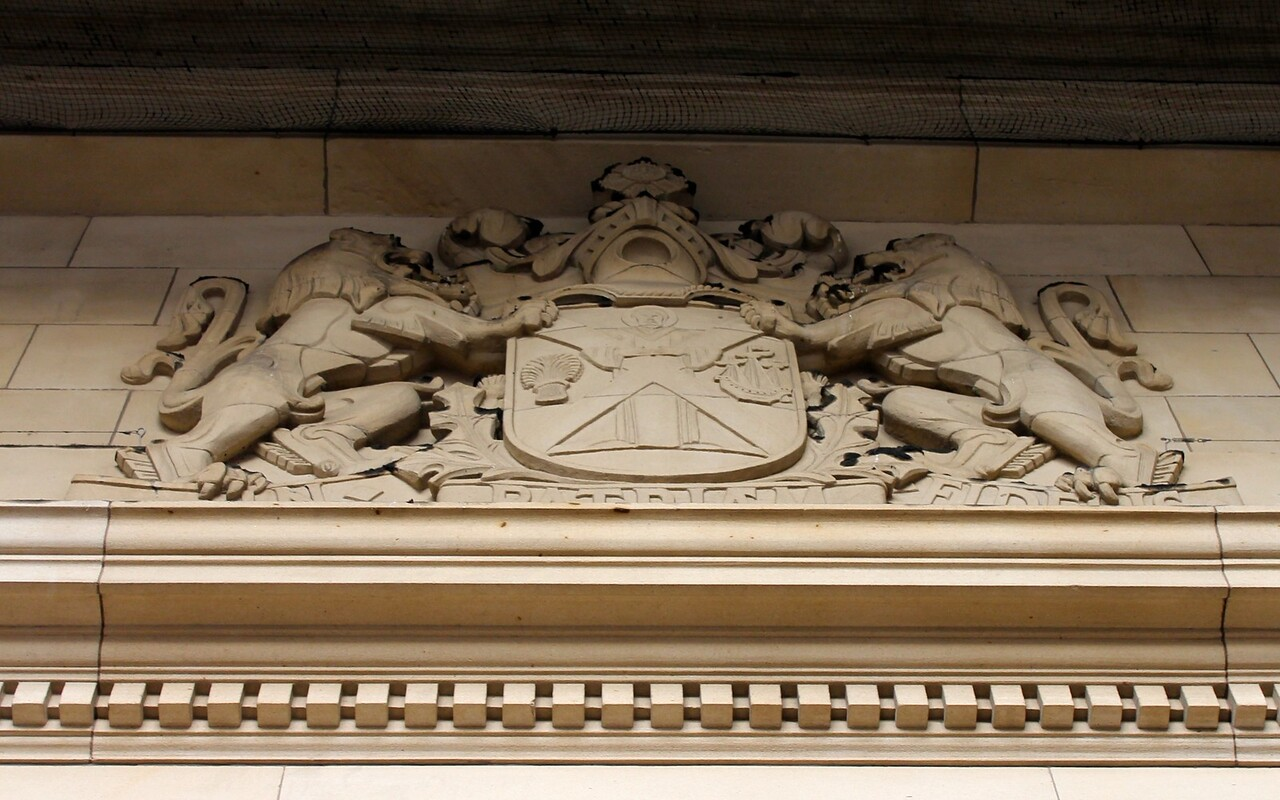 Bank Exterior 6