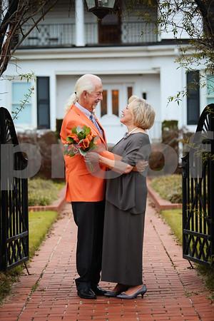 The Burts Wedding