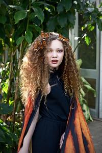 Photographer: Jennifer Ilene Model: Berkeley Clayborne Makeup: Ashley Simon Cape: El Costurero Real