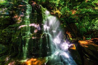 Bryson City Waterfalls
