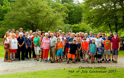 Cherokee Landing July 4th Celebration