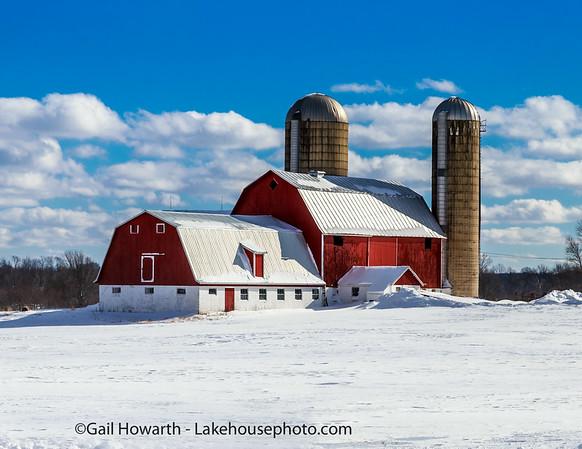 Coopersville Barn