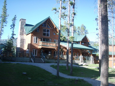 We spent three nights at the Lake Louise Hostel.