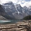Moraine Lake, Banff NP (Sept 2012)