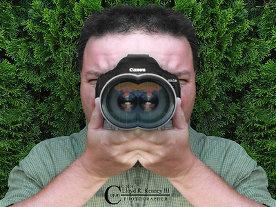 The Cajun and The Canon EOS-1D X