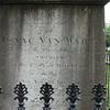 North side inscription