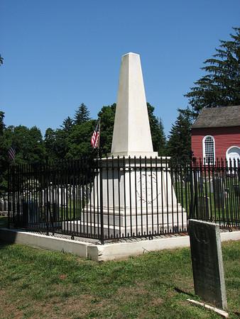 John Paulding Grave and Monument