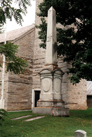 David Williams Grave and Monument