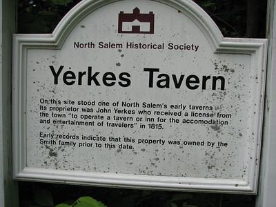 Yerkes Tavern Site