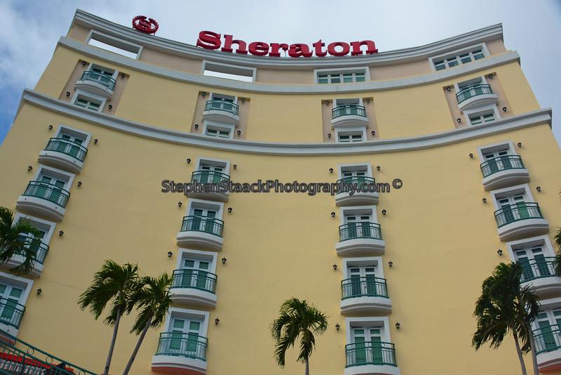 Sheraton Hotel, San Juan, Puerto Rico.