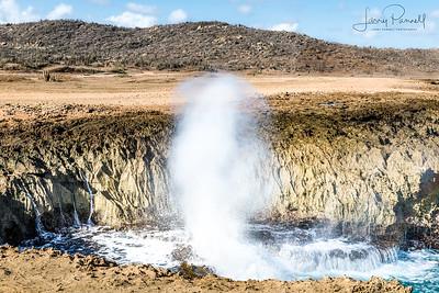 Aruba Blowhole