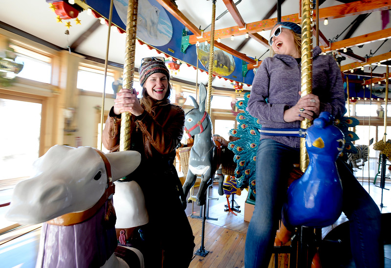 Carousel of Happiness in Nederland