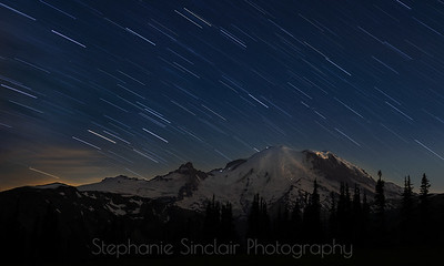 Dreamy Star Trails