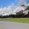 A Parade Of Steam