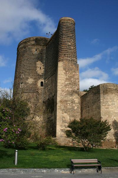 Maiden's Tower, Baku