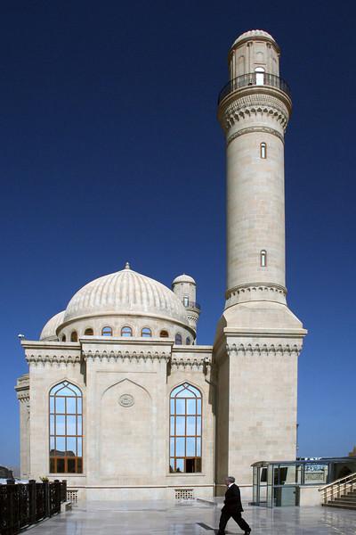 Bibi Heybat Mosque, Baku