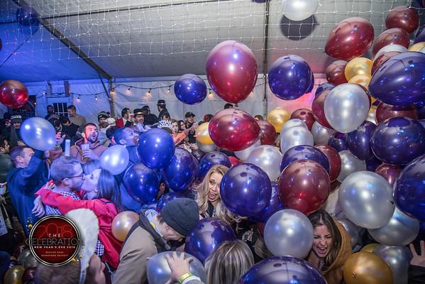 The Celebration NYE 2018 12.31.17