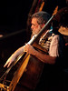 Bill Douglass on upright bass.  7183