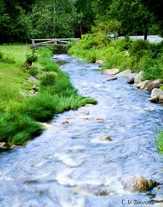Stream at Kent Falls State Park RTE7 Kent Ct.