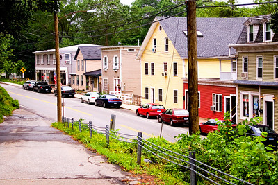 Rte 154 in Deep River CT.