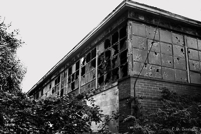 Abandond Factory in Rocky Hill on the CT. River