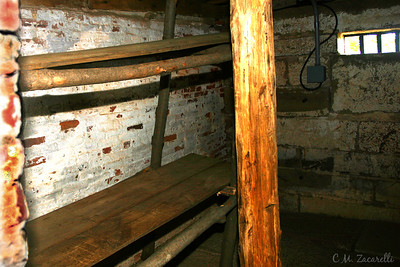 Yet, more Prisoners bunks! Old New Gate Prison, East Granby CT.