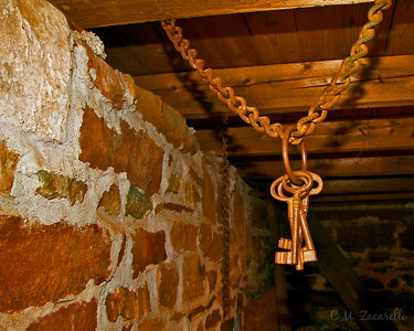 The Guards keys, Old New Gate Prison.