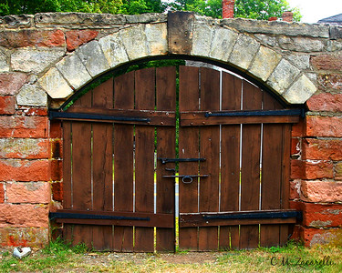 Front Gate To Freedom!
