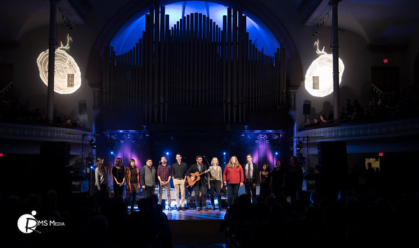 The Choir | Jon and Roy Holiday Special | Alix Goolden Performance Hall | Victoria BC